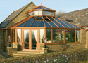 Photo of a lantern roof